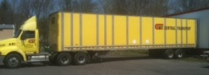 CT truck and trailer