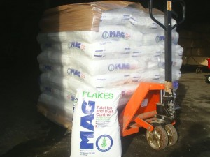 Mag Flakes Pallet